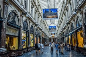 Royal Galary Brussels